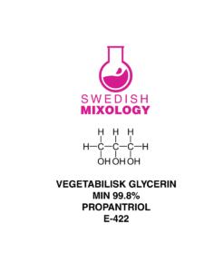 VG Vegetabilisk Glycerin Basvätska DIY
