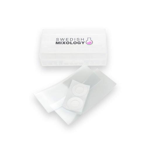 18650 21700 batterifodral wraps isoleringsringar