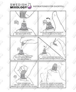 Instruktioner för nya shortfills