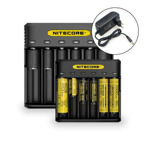 Nitecore-Q6-18650-20700-21700-laddare
