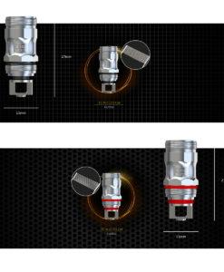 iStick Pico EC-M EC-N coils Melo 3 Melo 4 coils
