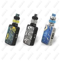 Eleaf iStick Mix 160W kit med Ello Pop tank - komplett e-cigarett startkit