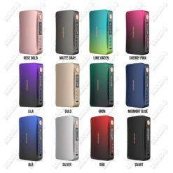 Vaporesso Gen E-cigarett Vape Box Mod 2 x 18650 220W