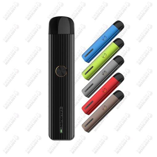 Uwell Caliburn G Startkit påfyllningsbar e-cigarett